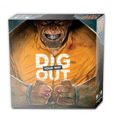 Dig Your Way Out APERTO COME NUOVO