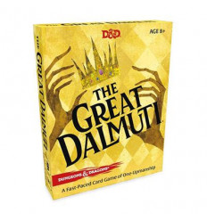 Dungeons & Dragons - The Great Dalmuti EDIZIONE INGLESE