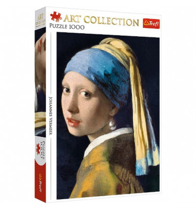 Puzzle 1000pz - Girl with a Pearl Earing (10522)