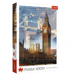 Puzzle 1000pz - London at Dawn (10395)
