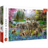 Puzzle 1000pz - Lupine Family (10558)