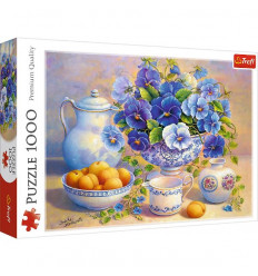 Puzzle 1000pz - The Blue Bouquet (10466)