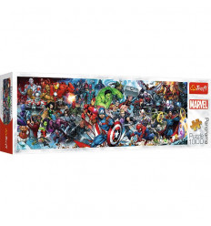 Puzzle 1000pz Panorama - Join the Marvel Universe (29047)