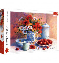 Puzzle 2000pz - Sweet Afternoon (27093)