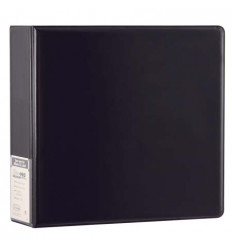 Ultra Pro - 3 Black Plain Album (E-81822)