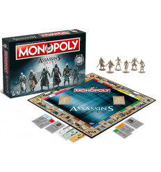 Monopoly - Assassin's Creed
