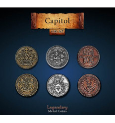 Legendary Coin - Capitol - SET