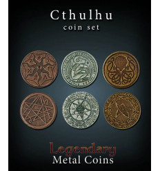 Legendary Coin - Cthulhu - SET