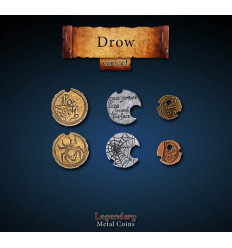 Legendary Coin - Drow - SET