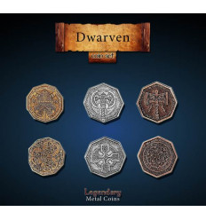 Legendary Coin - Dwarven - SET