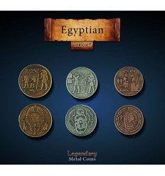 Legendary Coin - Egyptian - SET