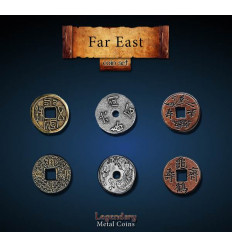 Legendary Coin - Far-Eastr - SET