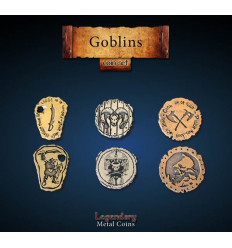 Legendary Coin - Goblin - SET