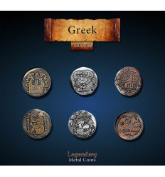 Legendary Coin - Greek - SET