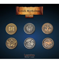 Legendary Coin - Greek Mythology - SET