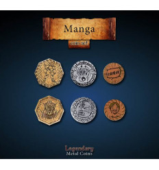 Legendary Coin - Manga - SET