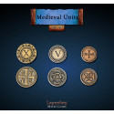 Legendary Coin - Medieval Units - SET
