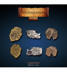 Legendary Coin - Necromancer - SET
