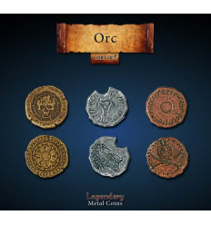 Legendary Coin - Orc - SET