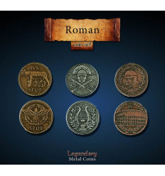 Legendary Coin - Roman - SET