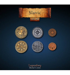 Legendary Coin - Slavic - SET