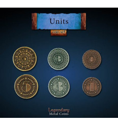 Legendary Coin - Units - SET