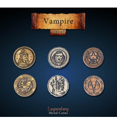 Legendary Coin - Vampire - SET