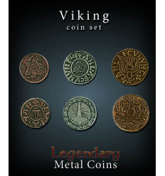 Legendary Coin - Viking - SET