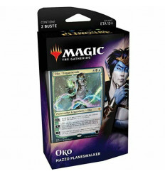 MTG - THRONE OF ELDRAINE - Planeswalker Deck - Oko - IT