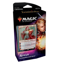 MTG - THRONE OF ELDRAINE - Planeswalker Deck - Rowan - IT