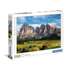 Puzzle 1000pz - High Quality Collection - The Coronation of the Alps (39414)