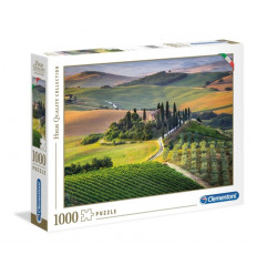 Puzzle 1000pz - High Quality Collection - Toscana (39456)