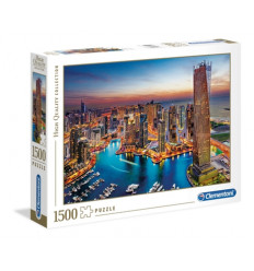 Puzzle 1500pz - High Quality Collection - Dubai Marina (31814)