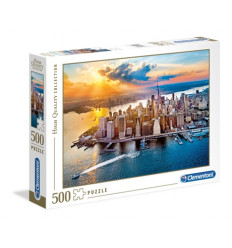 Puzzle 500pz - High Quality Collection - New York (35038)