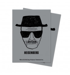 Ultra Pro - Standard Sleeves - Breaking Bad - Heisenberg - 100 Pz (E-85867)