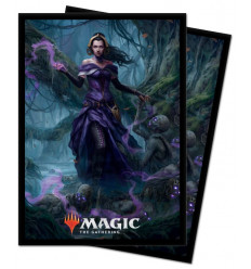 Ultra Pro - Standard Sleeves - MTG - M21 Liliana, Waker of the Dead - 100pz (E-18362)