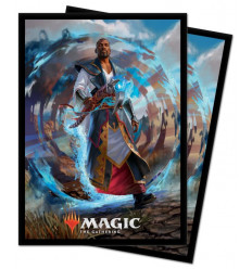 Ultra Pro - Standard Sleeves - MTG - M21 Teferi, Master of Time - 100pz (E-18361)