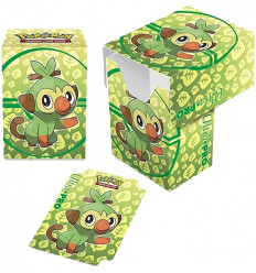 Ultra Pro - Full View Deck Box - Sword and Shield Galar Starters Grookey (E-15357)
