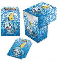 Ultra Pro - Full View Deck Box - Sword and Shield Galar Starters Sobble (E-15358)