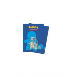 Ultra Pro - Deck Protectors Sleeves - Pokemon - Squirtle - 65 Pz (E-15387)