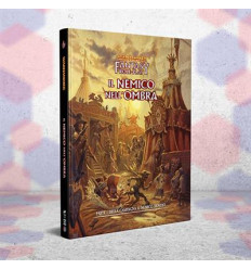 Warhammer Fantasy Roleplay - Il Nemico nell'Ombra
