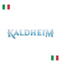 MTG - KALDHEIM - COLLECTOR BOOSTER DISPLAY (12 Packs) - IT
