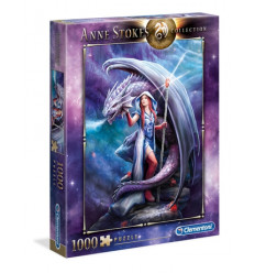 Puzzle 1000pz - Anne Stokes Collection v2 (39525)