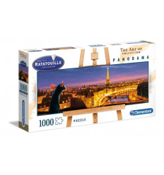 Puzzle 1000pz - High Quality Collection - Panorama - Disney Pixar (39487)