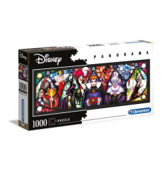 Puzzle 1000pz - High Quality Collection - Panorama - Disney v2 (39516)