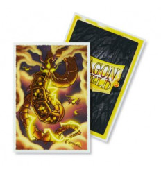 Dragon Shield - Japanese Size (60pz.) - Art Sleeves - Syber (AT-12603)