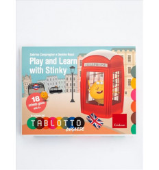 Schede per Tablotto (8+) - Play and Learn with Stinky