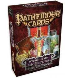 Pathfinder Cards - Wrath of the Righteous (EDIZIONE INGLESE) CONFEZIONE LIEVEMENTE DANNEGGIATA