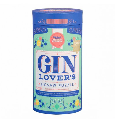 Gin Lover's Jigsaw Puzzle 500pz