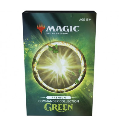 MTG - Commander Collection: Green WPN Premium Exclusive - EN